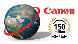 Canon makes 150 millionth EF/RF lens – nearly enough to wrap around the planet