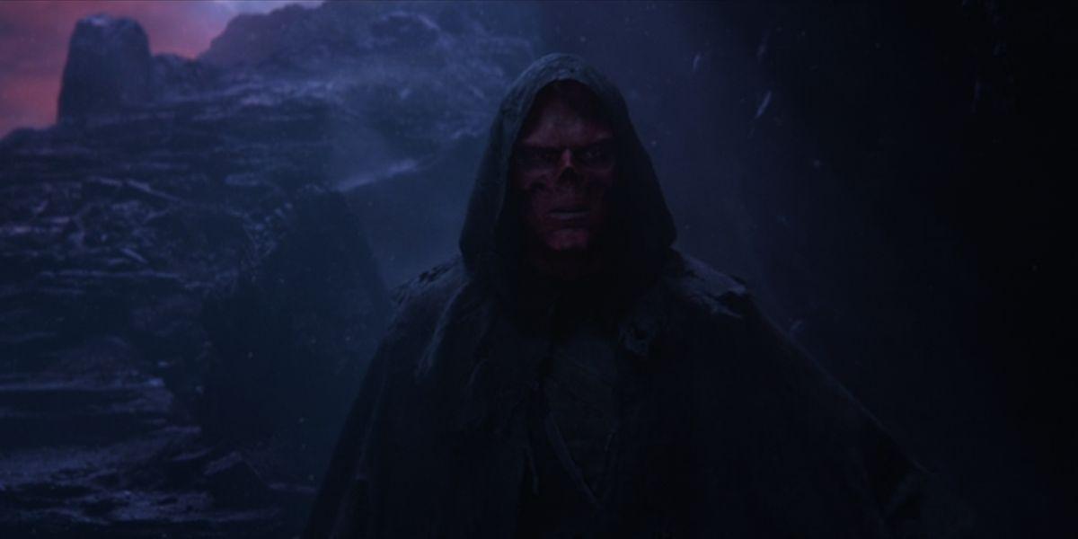Red Skull in Avengers: Infinity War