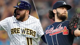 Rowdy Tellez and Ian Anderson will face off in the Brewers vs Braves live stream