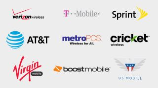 Cell Phone companies cell phone providers Logos