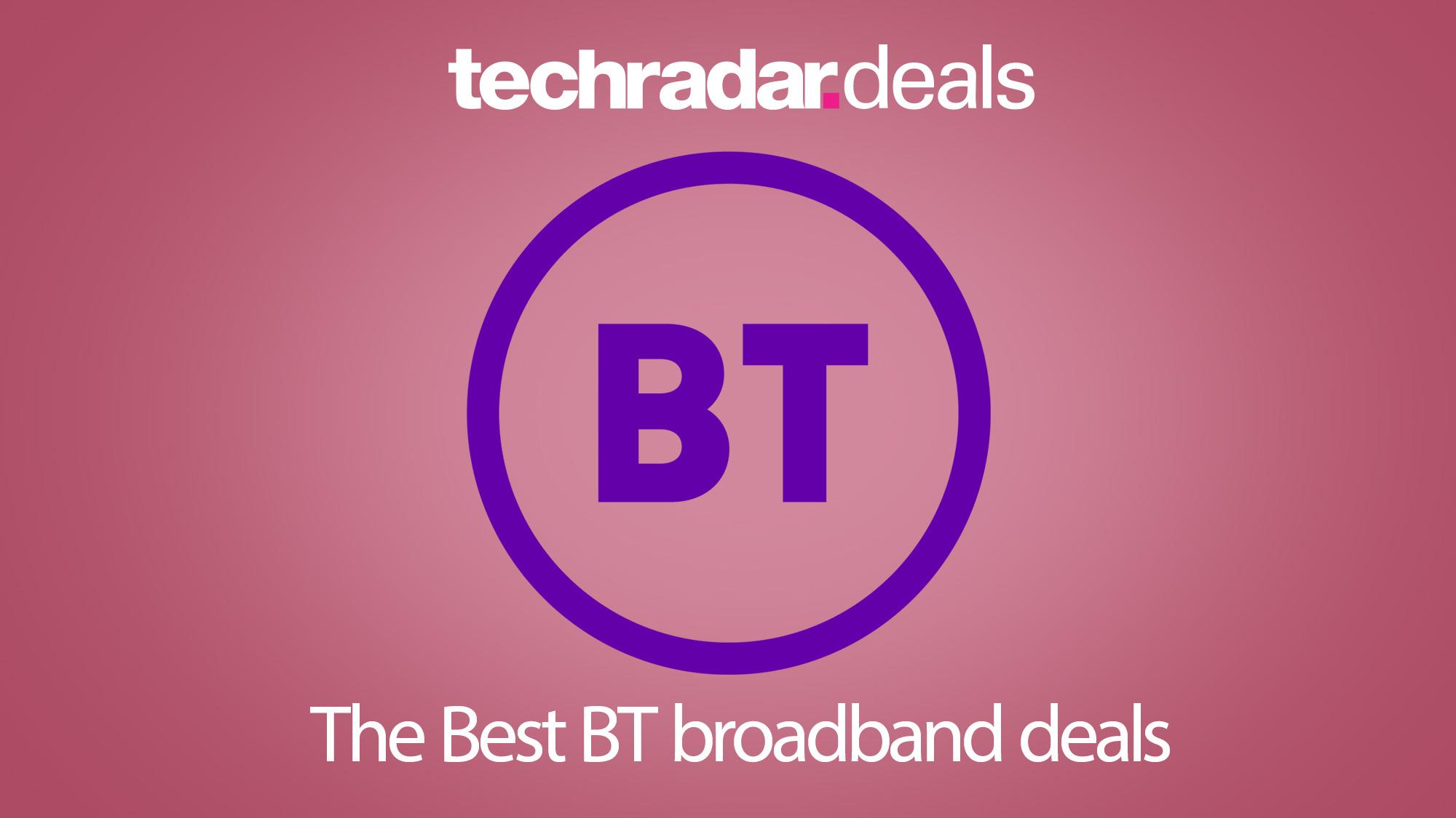 The Best Bt Broadband Deals In November 2020 Techradar