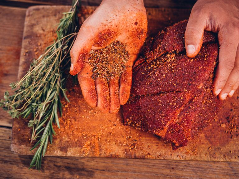 Best bbq steak: rub recipe