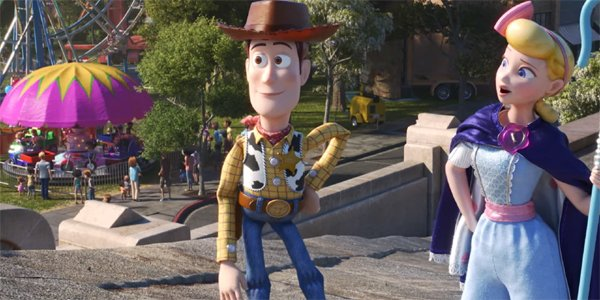 Toy Story 4 Super Bowl Trailer Puts Buzz Lightyear In A Tight Spot