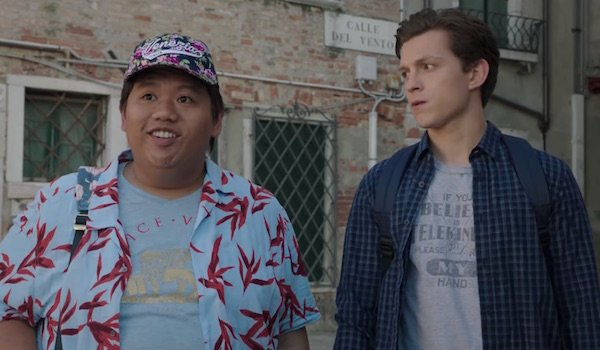 Ned Leeds Peter Parker Spider-Man: Far From Home
