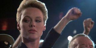 Brigitte Nielsen in Rocky IV