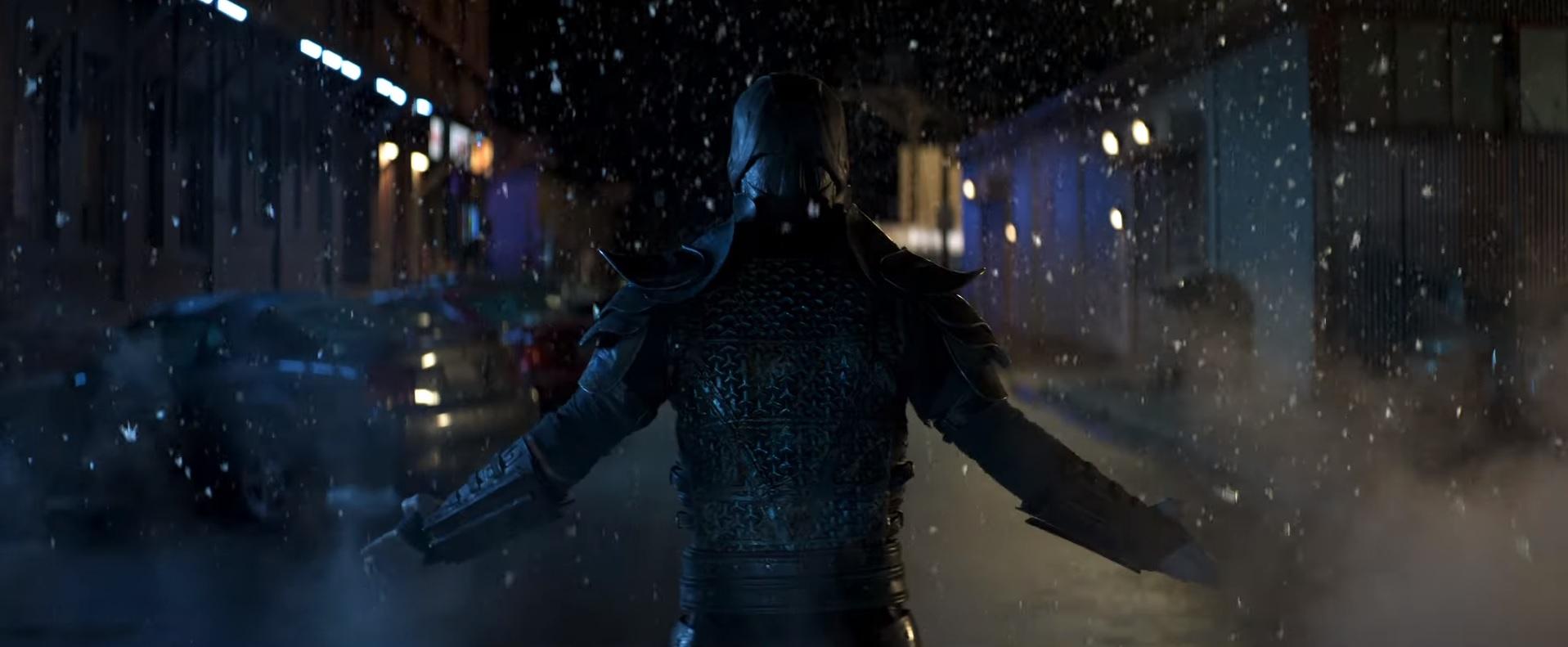 Mortal Kombat teaser