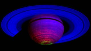 """Data from NASA's Cassini spacecraft is still helping scientists to explore Saturn, years after the spacecraft """"died."""""""