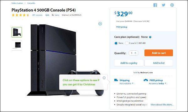 PS4 Is Now Really Cheap At Walmart