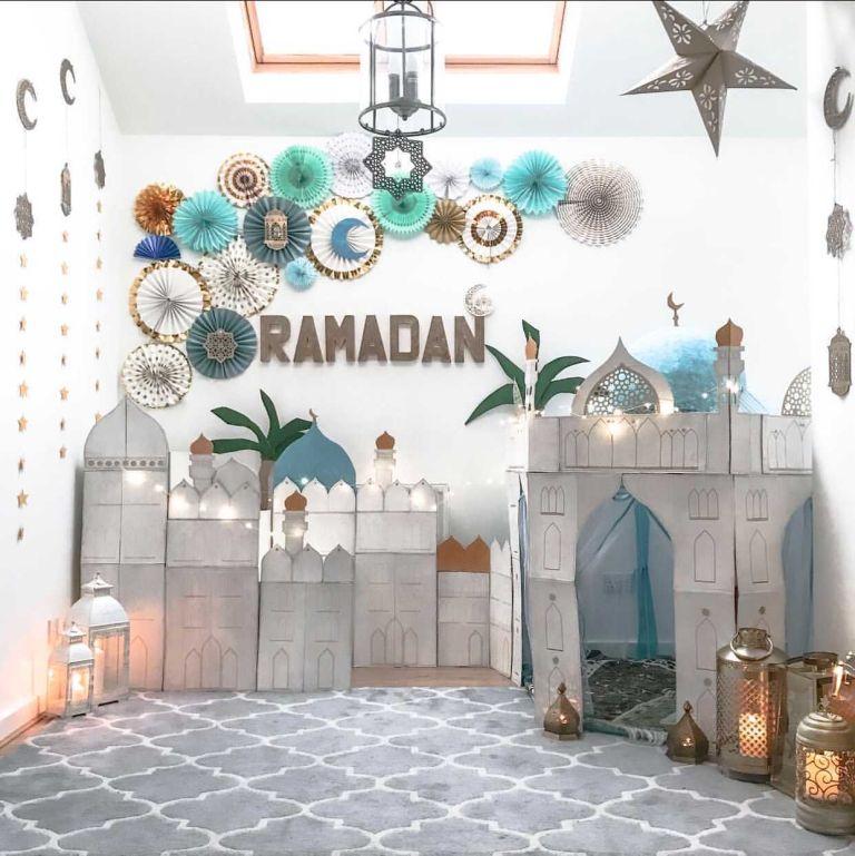 DIY ramadan mosque