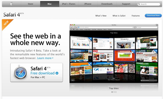 What We Love and Hate About Safari 4 | Tom's Guide