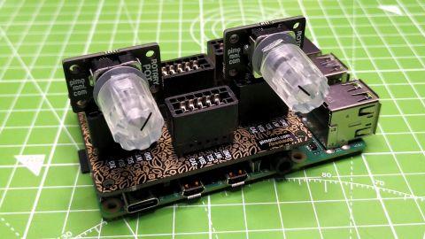 Pimoroni RGB Encoder
