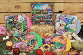 Stardew Valley Vinyl Box Set. Image credit: Fangamer.