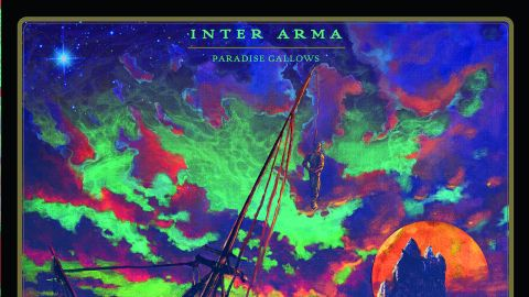 Inter Arma, Paradise Gallows album cover