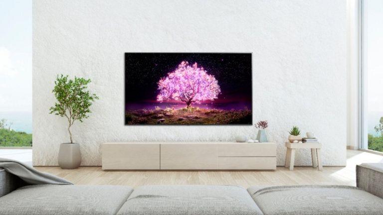 """tv deals: LG 48"""" Class C1 Series OLED 4K UHD Smart webOS TV"""