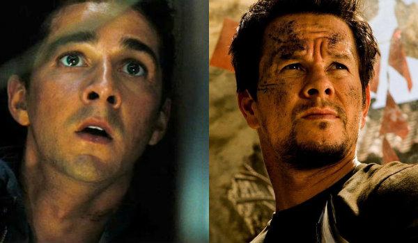 Transformers Shia LaBeouf Mark Wahlberg