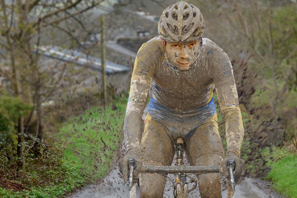 Dr. Hutch cyclo-cross