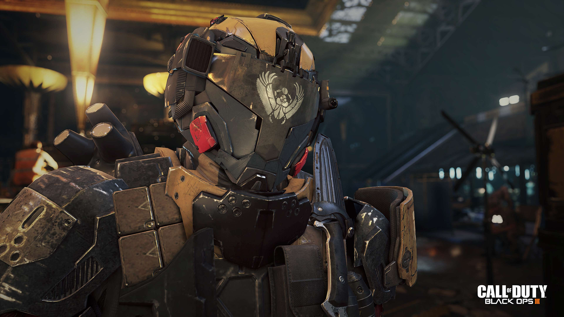 Call Of Duty: Black Ops 3 Screenshots Introduce Super-Soldiers And Robots  #32756