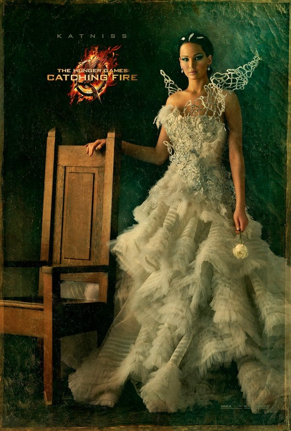 The Hunger Games Catching Fire Katniss Portrait