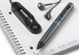 Livescribe Computerized Pen by Tim Lauer