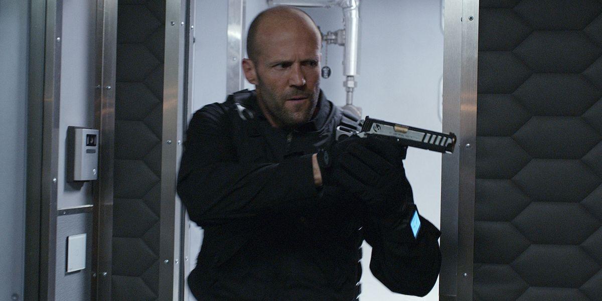 Jason Statham as Shaw