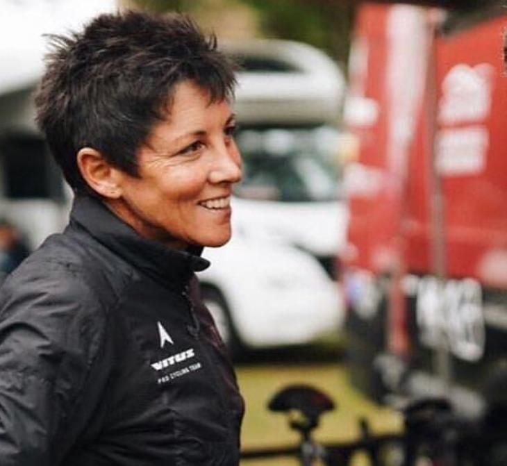 Cherie Pridham becomes first female directeur sportif in men's WorldTour with Israel Start-Up Nation