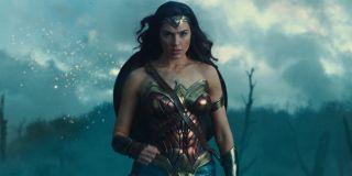 Gal Gadot as Diana/Wonder Woman in Wonder Woman (2017)