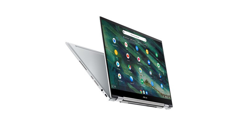 Best Chromebook: Asus Chromebook Flip C436F