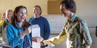 Jennifer Garner and Matthew McConaughey in Dallas Buyers Club