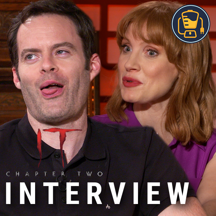 IT Chapter Two SPOILER Interviews With Bill Hader, Jessica