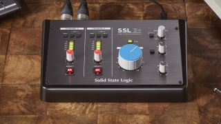 SSL 2 and 2+ audio interfaces