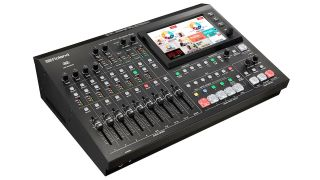 Roland is introducing the VR-50HD MK II Multi-Format AV Mixer, improving upon its single-operator, all-in-one predecessor.