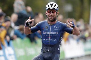 Sparkassen Munsterland Giro 2021 16th Edition Enschede Munster 1885 km 03102021 Mark Cavendish GBR Deceuninck QuickStep photo Hans RothBettiniPhoto2021
