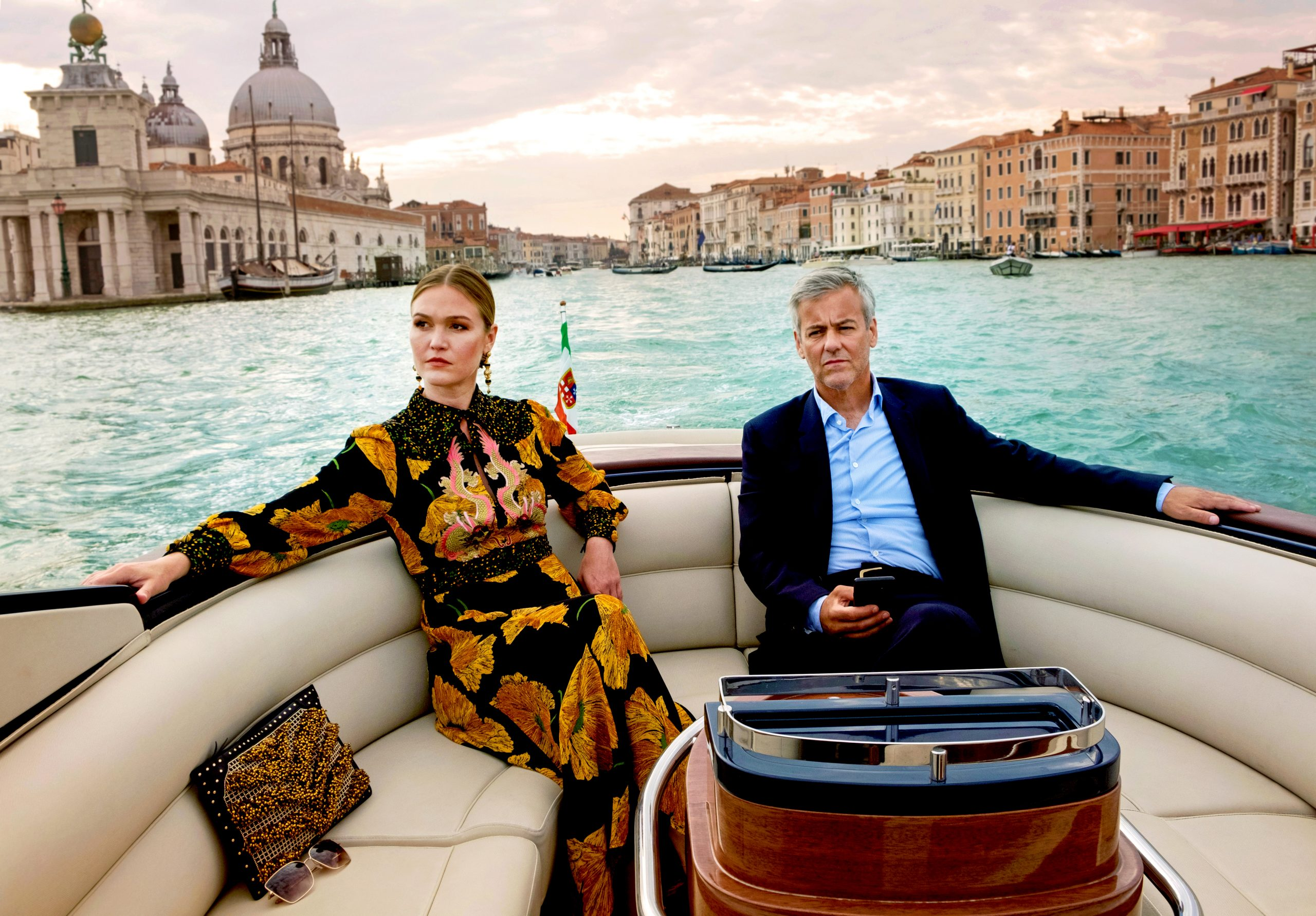 Riviera Julia Stiles y Rupert Graves