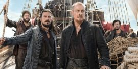 Black Sails' Creators Have A Badass New TV Show On The Way