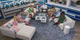 The Big Brother 23 houseguests before Derek Xiao's eviction CBS