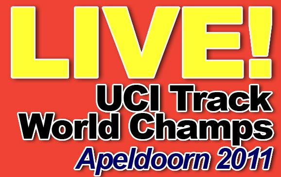 UCI Track Cycling World Championships 2011 live logo