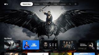 Apple TV app on Xbox.