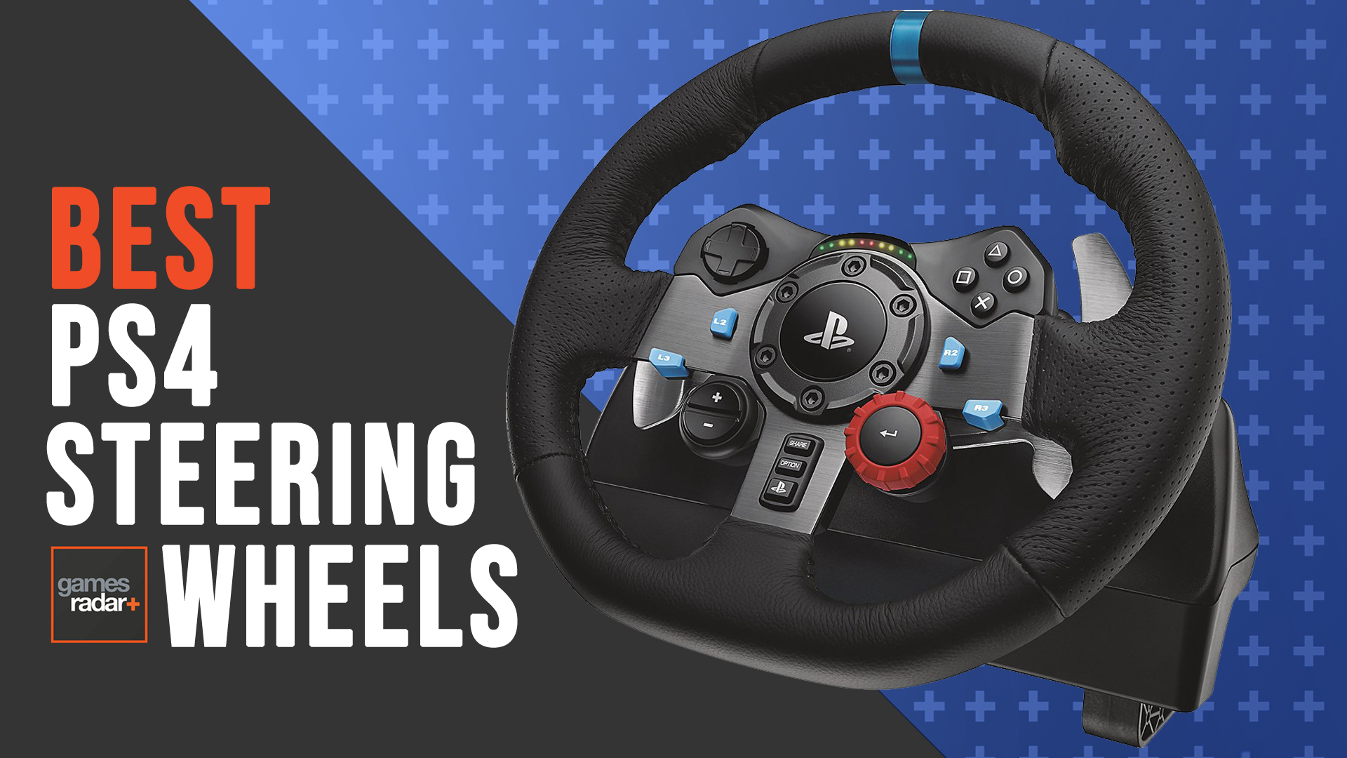 The Best Ps4 Steering Wheels For 2021 Gamesradar