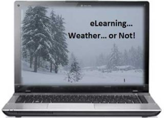 Over 25 Ideas for eLearning: Inclement Weather and Snow Day Make Up