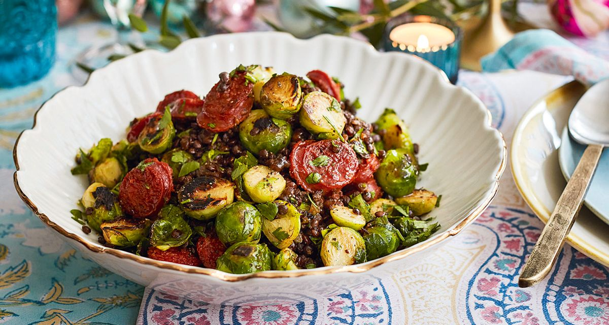How to cook Brussels sprouts – and make them tasty, according to top chefs