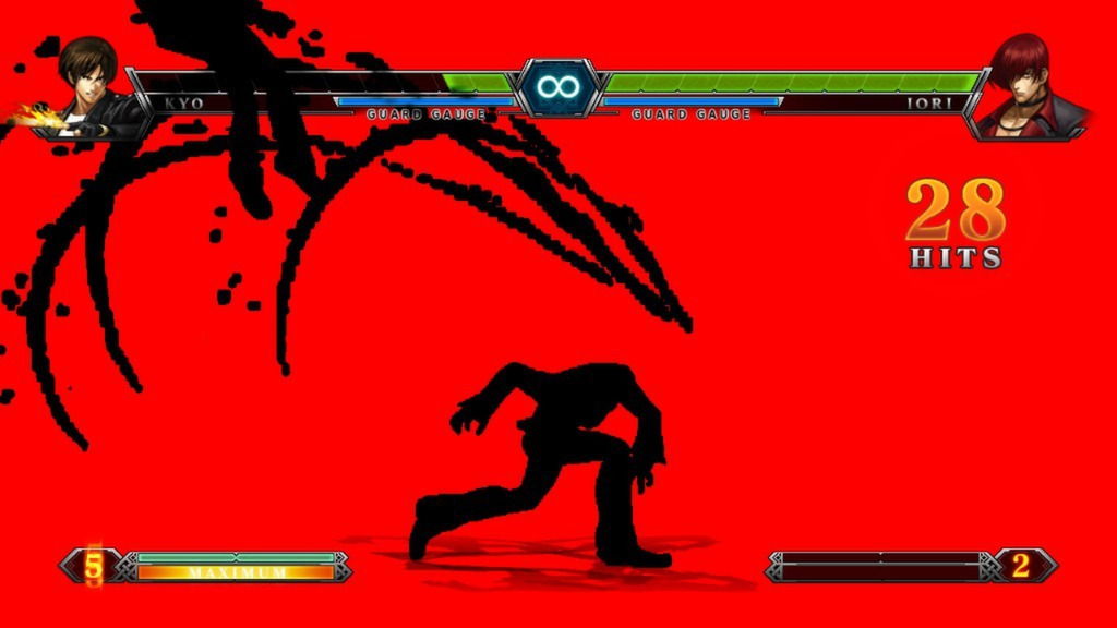 King Of Fighters XIII Now Kicking It On Steam #28892