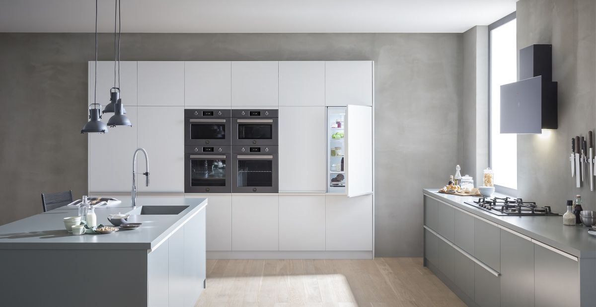 A Truly Modern Kitchen: The Move Towards Built-in Appliances