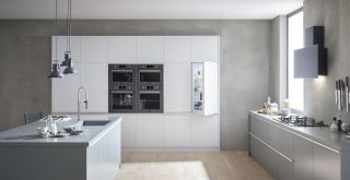 Bertazzoni built-in appliances