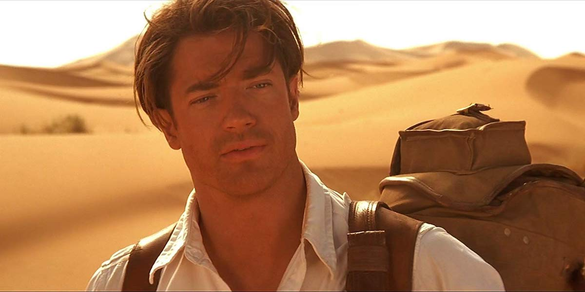 Brendan Fraser Is 'All In' For Another Mummy Movie, If It Has The 'Essential Ingredient'