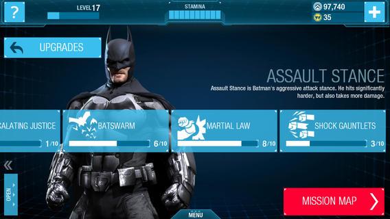 Batman: Arkham Origins Mobile Game Hits App Store #29332