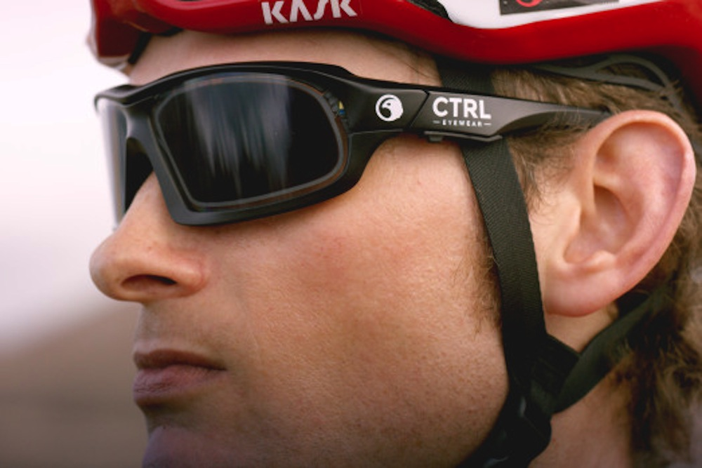 72a7846108 CTRL XC sunglasses with electronic sensor change tint in 0.1 seconds -  Cycling Weekly