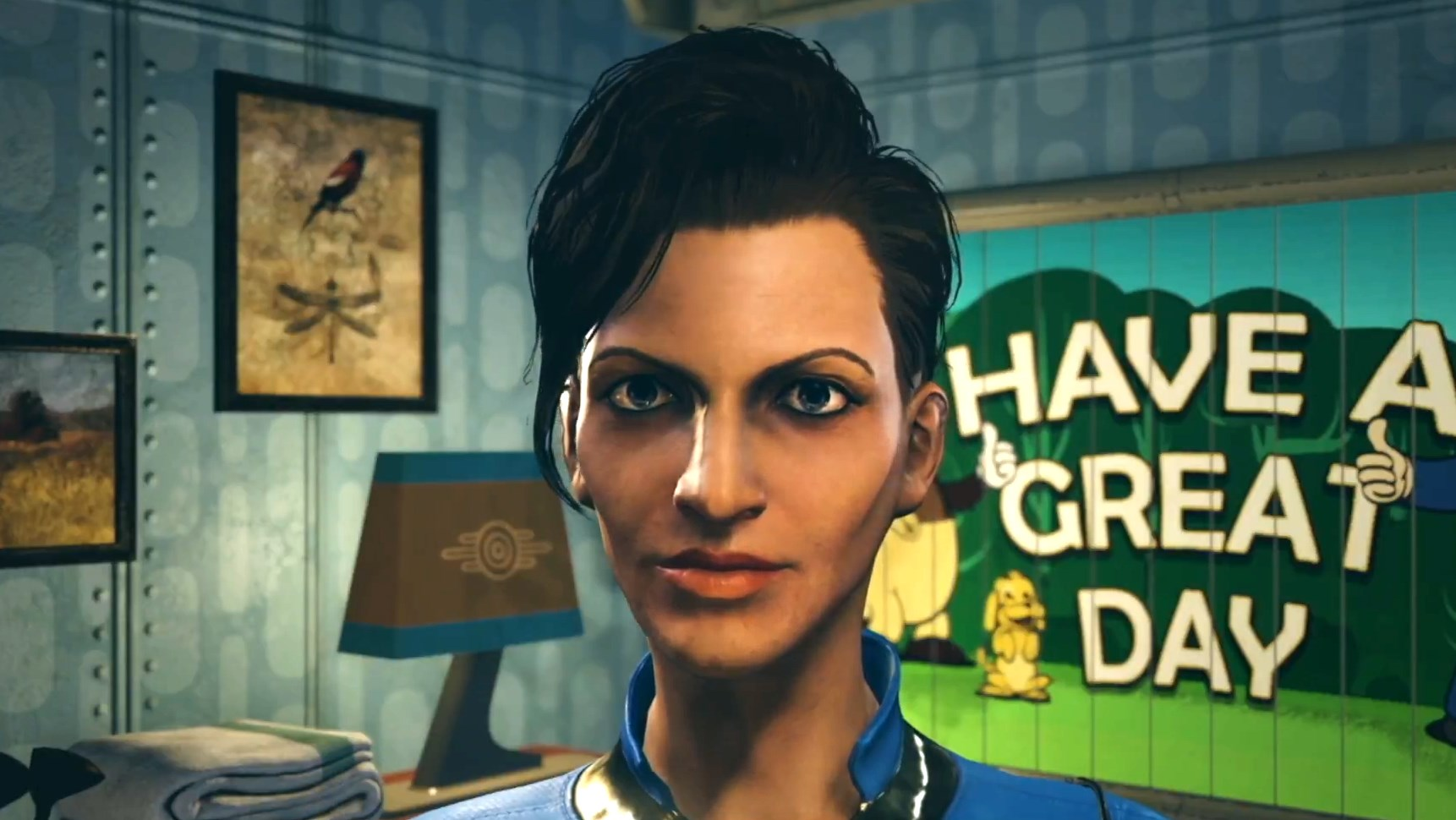 Here's how Fallout 76 character creation and customization