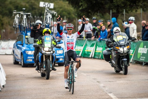 Michal Kwiatkowski wins Trofeo Serra de Tramuntana, Deià-Lluc
