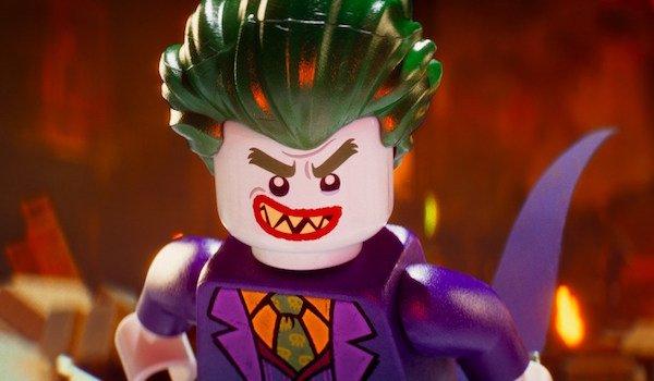 Zach Galifianakis' Joker in The Lego Batman Movie