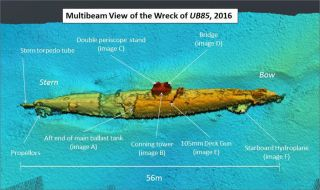 scotland uboat wreck
